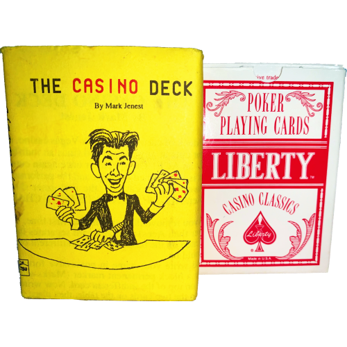 Casino Mage Deck